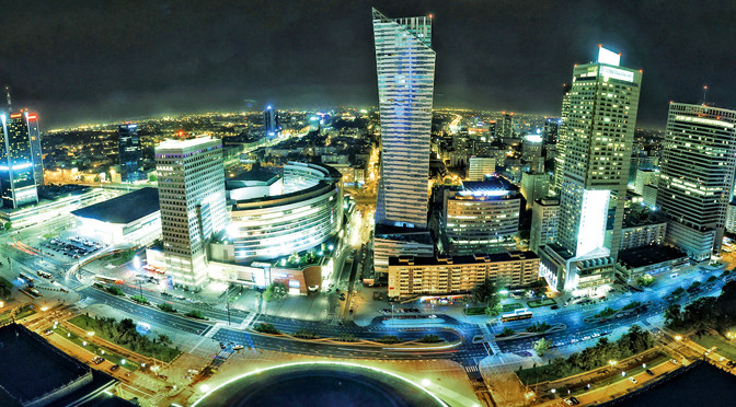 Panorama-Warszawa
