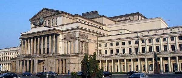 Opera Narodowa, fot. Tomasz Goździkiewicz, wikimedia
